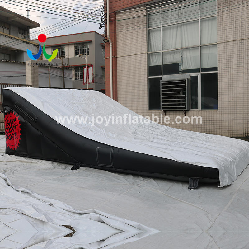 Inflatable BMX landing Airbag With Customized logo