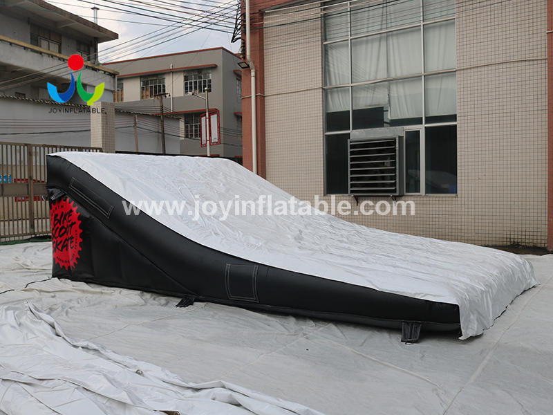 Inflatable BMX landing Airbag With Customized logo Video