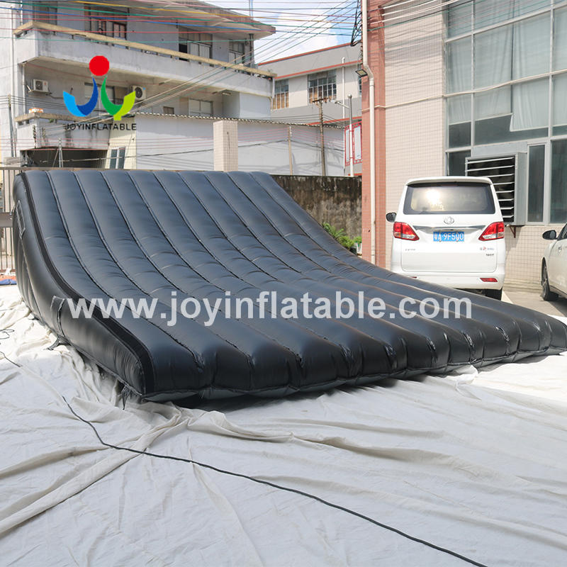 Scooter Ramped Inflatable Mountain Bike Airbag for Jump bike