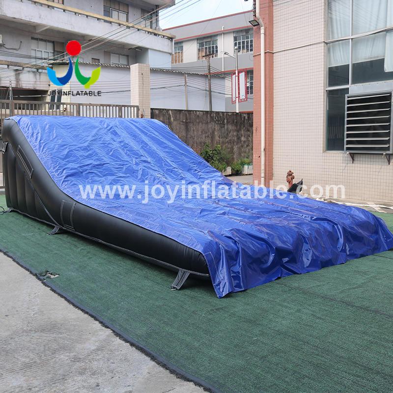 Inflatable Bike Landing Airbag For Wooden Ramp Stunt BMX