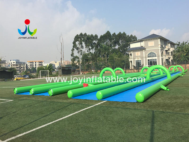 Giant City Inflatable Water Slide For Adult Video