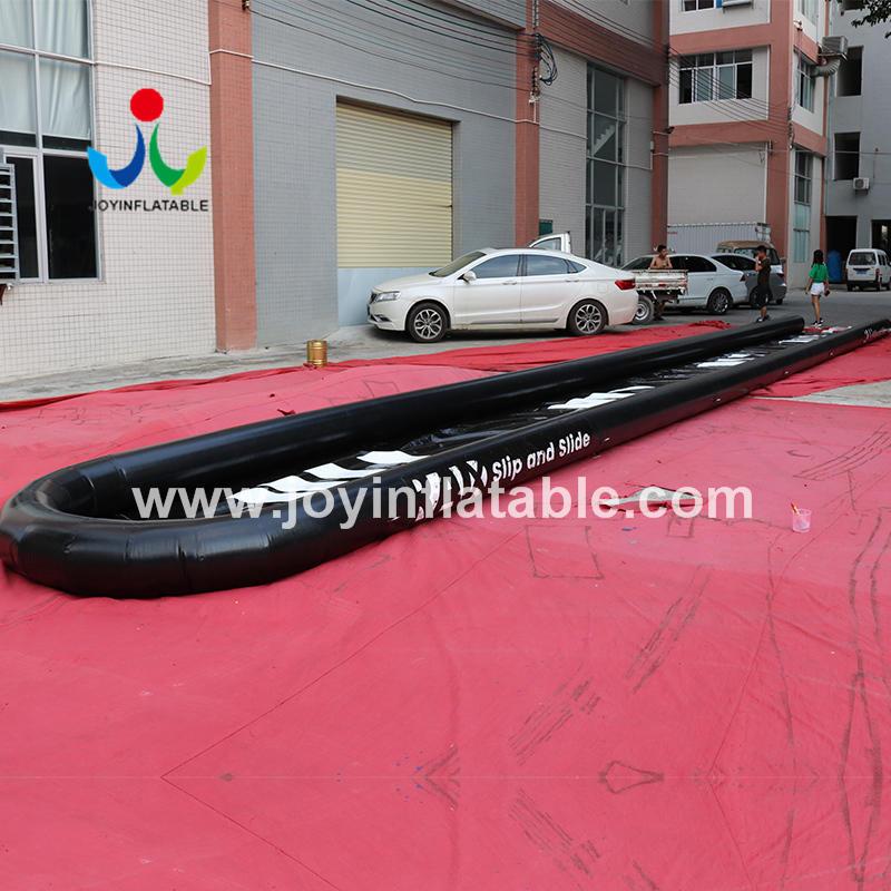 Air Sealed Customized Slip N Slide Inflatable City Water Slide