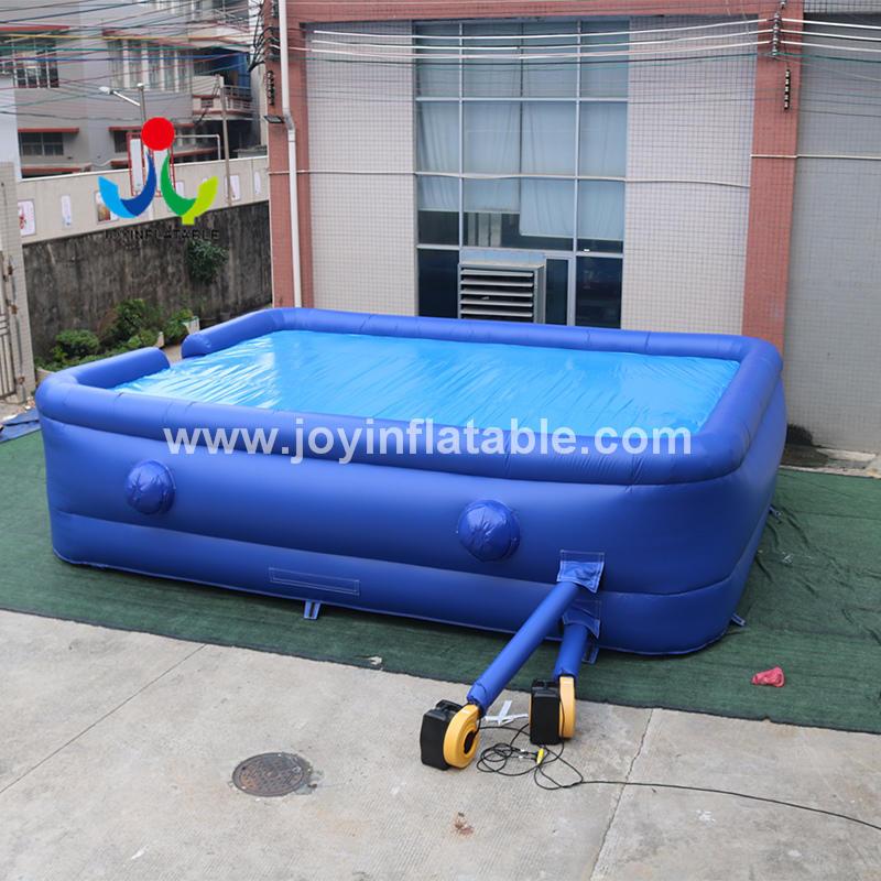 Inflatable Airbag Crash Pad For Bike Jump