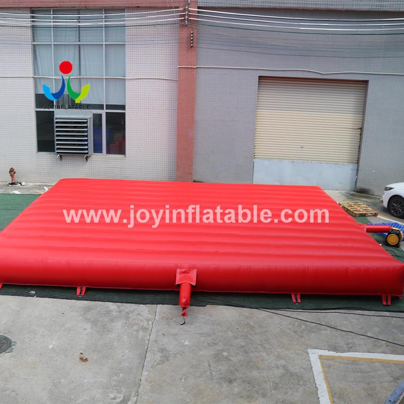 Inflatable Air Bag for Slackline Fall Down