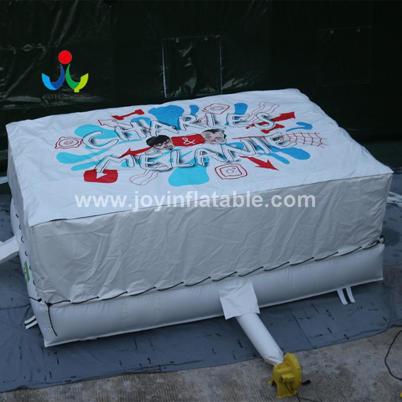 Inflatable Pillars Air Bag for Sky Free Jump Trampoline Park