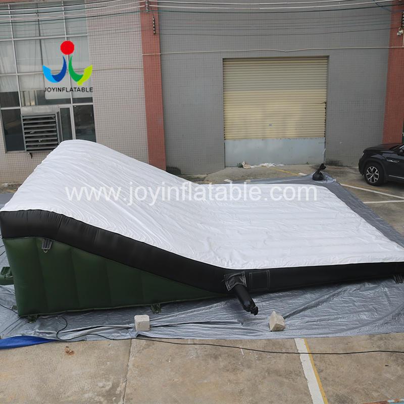 Professional Inflatable Stunt Bike Airbag MTB/BMX Landing