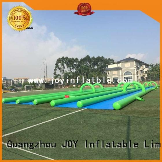 JOY inflatable commercial inflatable waterslide customized for children