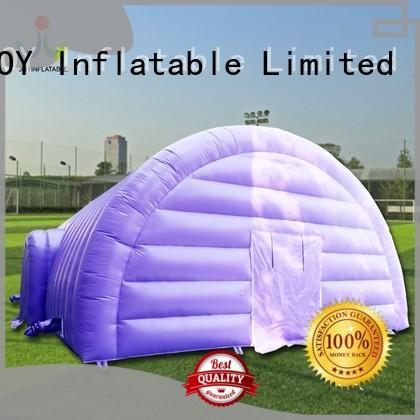 JOY inflatable inflatable bounce house supplier for outdoor