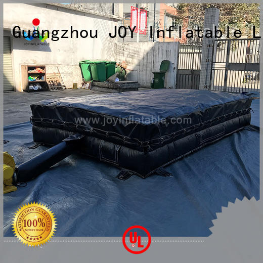 free inflatable landing mat manufacturer for child