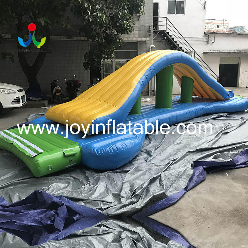 JOY inflatable island inflatable trampoline personalized for kids-2