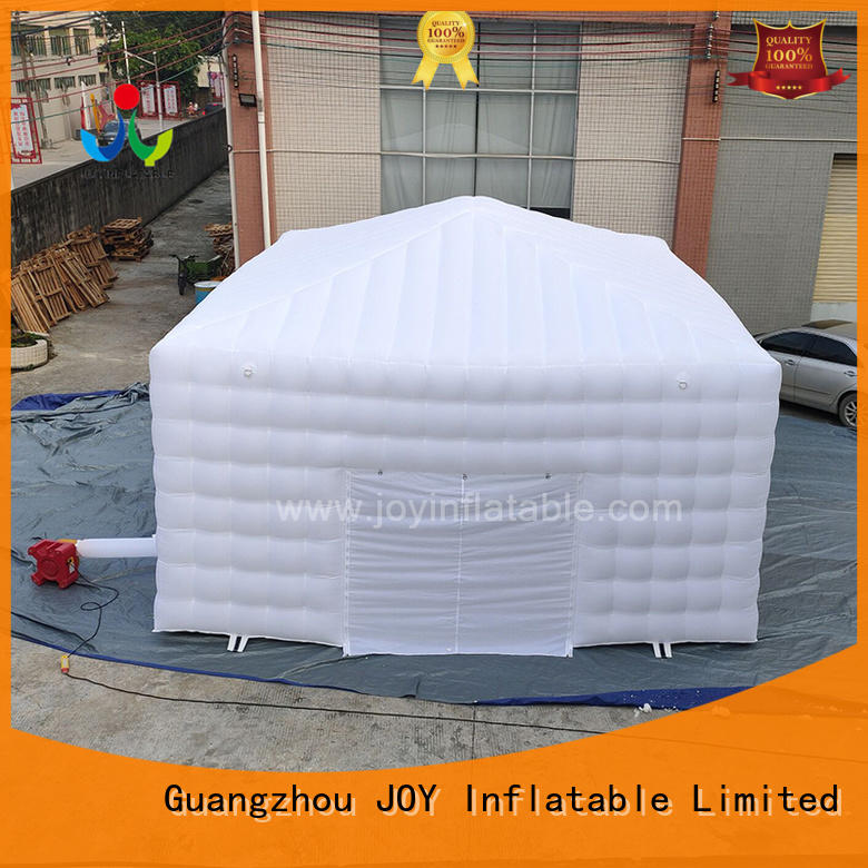 bridge inflatable cube marquee supplier for kids