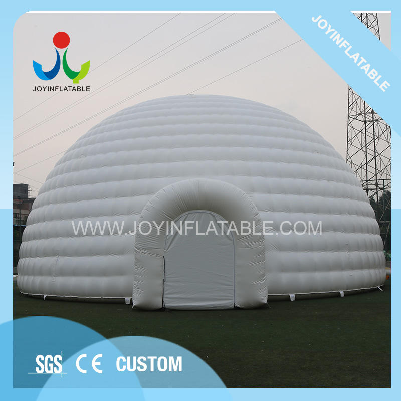 light igloo party tent customized for children-2