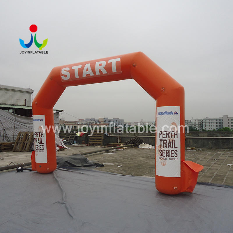 JOY inflatable race inflatable finish line arch factory price for kids-2