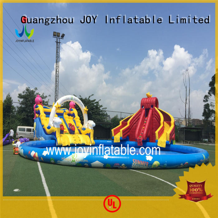 inflatable obstacle course for sale top selling hot sale swimming JOY inflatable Brand inflatable funcity