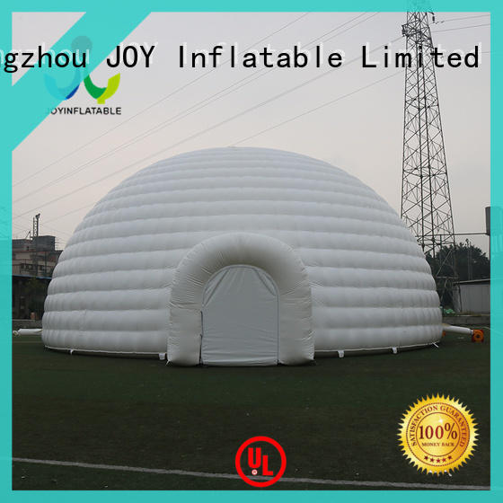 clear inflatable igloo manufacturer for child
