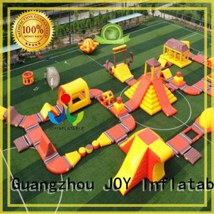 Wholesale outdoor inflatable water park for adults JOY inflatable Brand