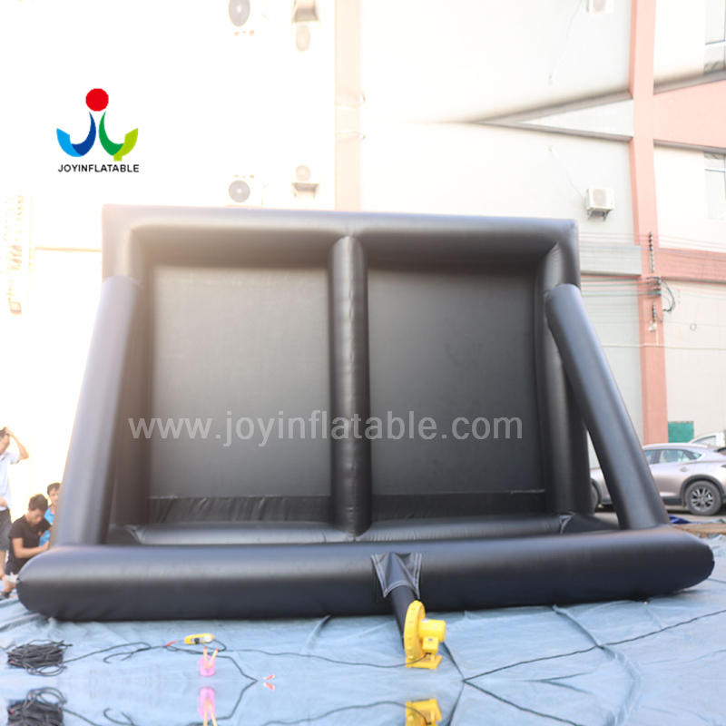 mats inflatable movie screen customized for kids-2