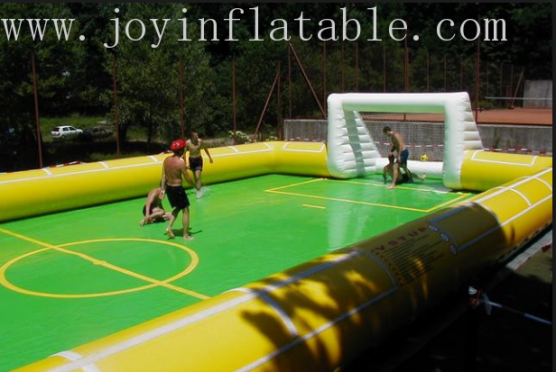 Inflatable Football Court/Soccer Pitch/Inflatable Football Arena/Field-2