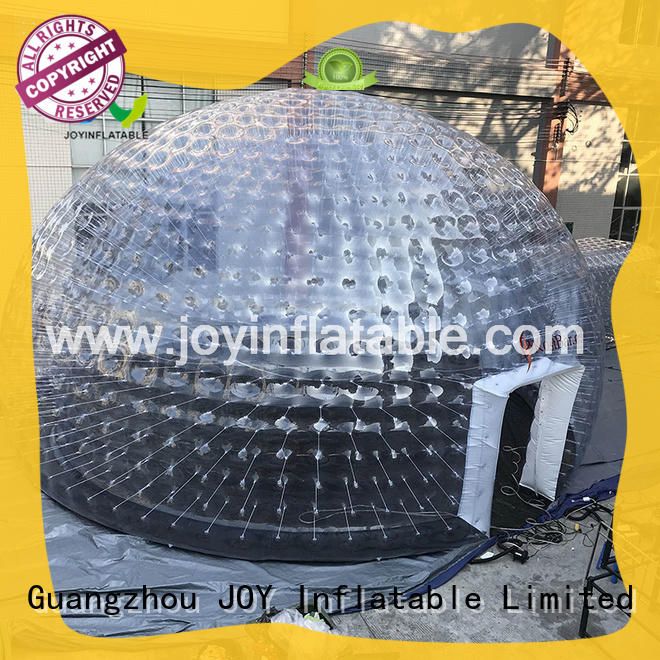 transparent inflatable display tent from China for child