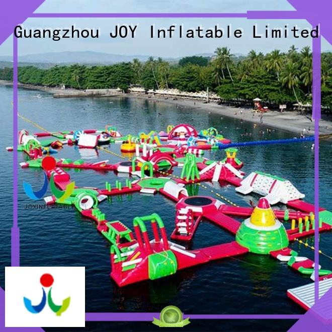 JOY inflatable inflatable trampoline factory for outdoor