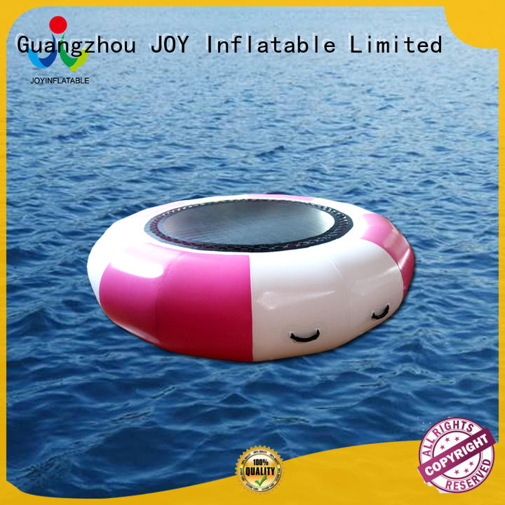 JOY inflatable lake inflatable lake trampoline wholesale for children