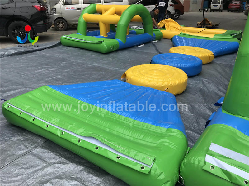 JOY inflatable commercial floating water park for sale for child-2