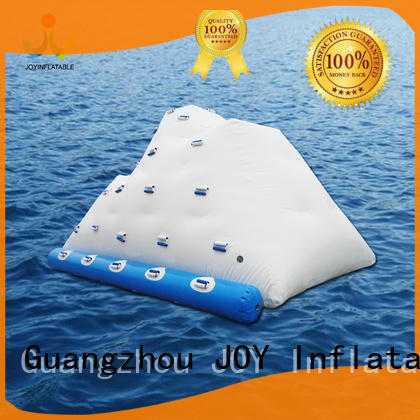 JOY inflatable seesaw trampoline water park wholesale for kids