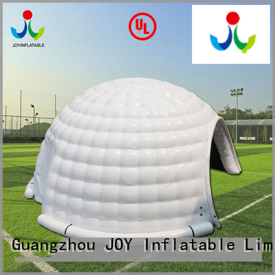 JOY inflatable large igloo dome tent series for outdoor