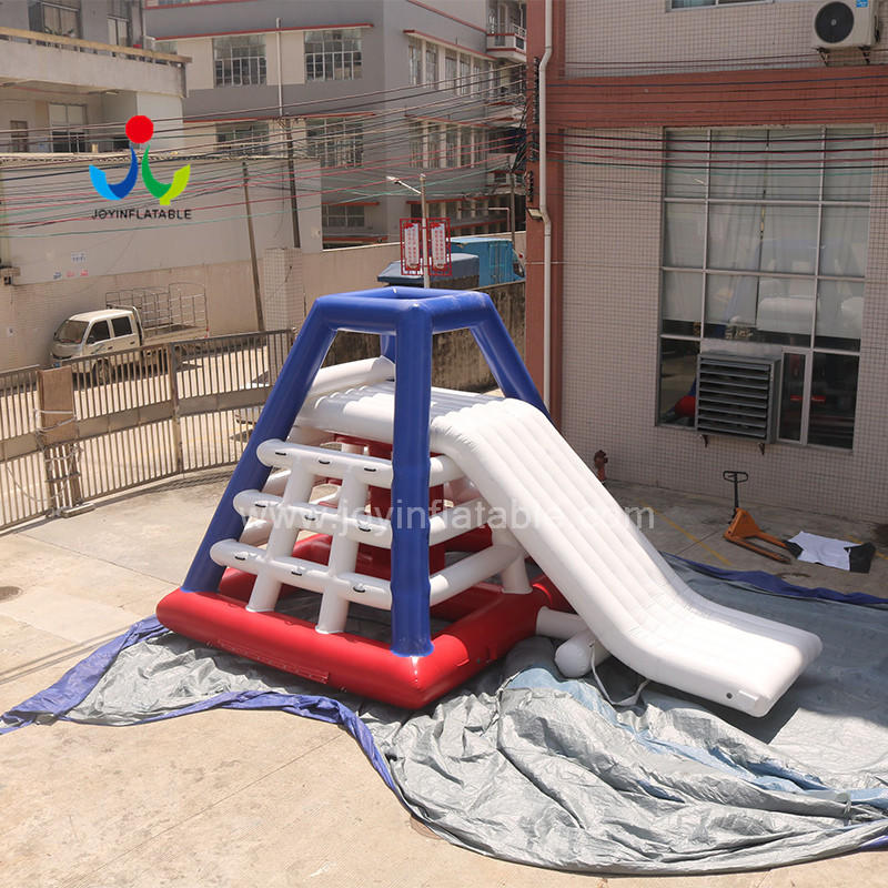 bouncer blow up trampoline supplier for outdoor-1