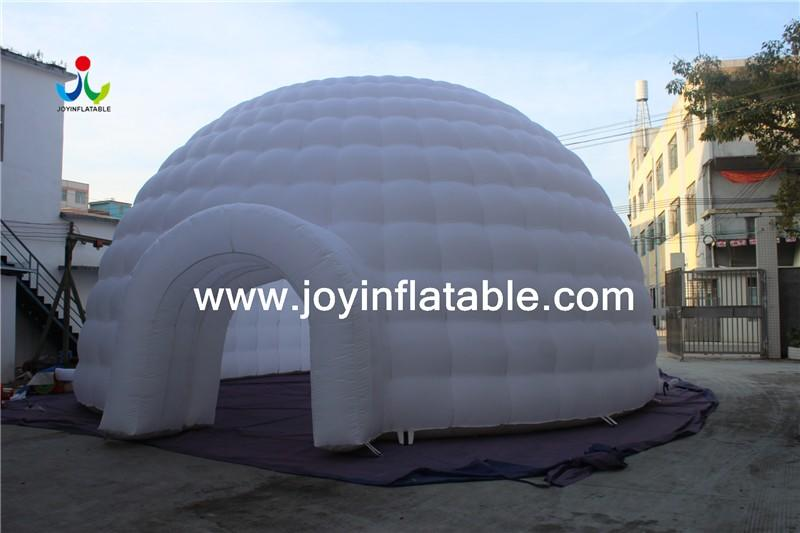 JOY inflatable igloo blow up tent directly sale for kids-2