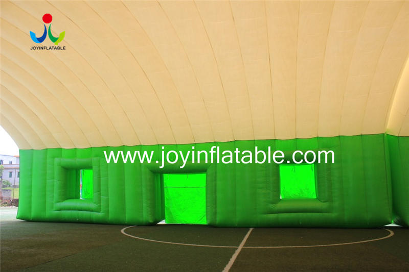 JOY inflatable canvas blow up event tent customized for kids-2