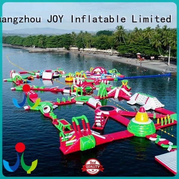 JOY inflatable blow up water park factory for outdoor