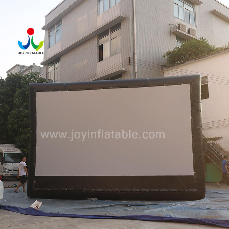 mats inflatable movie screen customized for kids-3