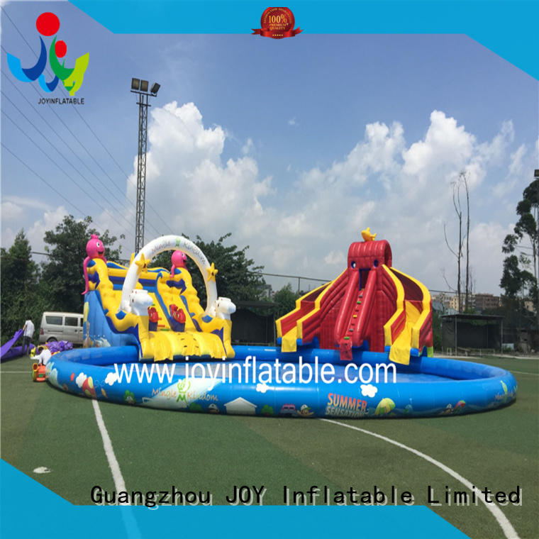 JOY inflatable sport inflatable funcity wholesale for child