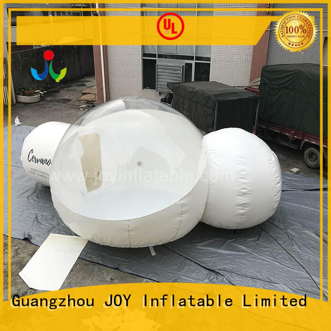 tower inflatable bubble tent fall factory price for child