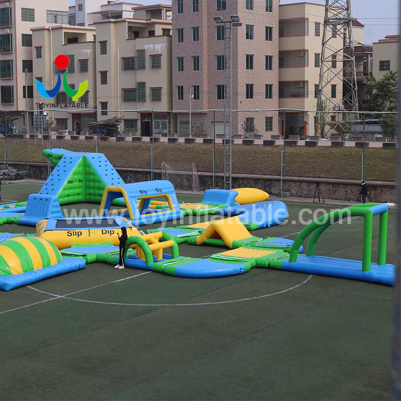 blow up water park for outdoor JOY inflatable-3