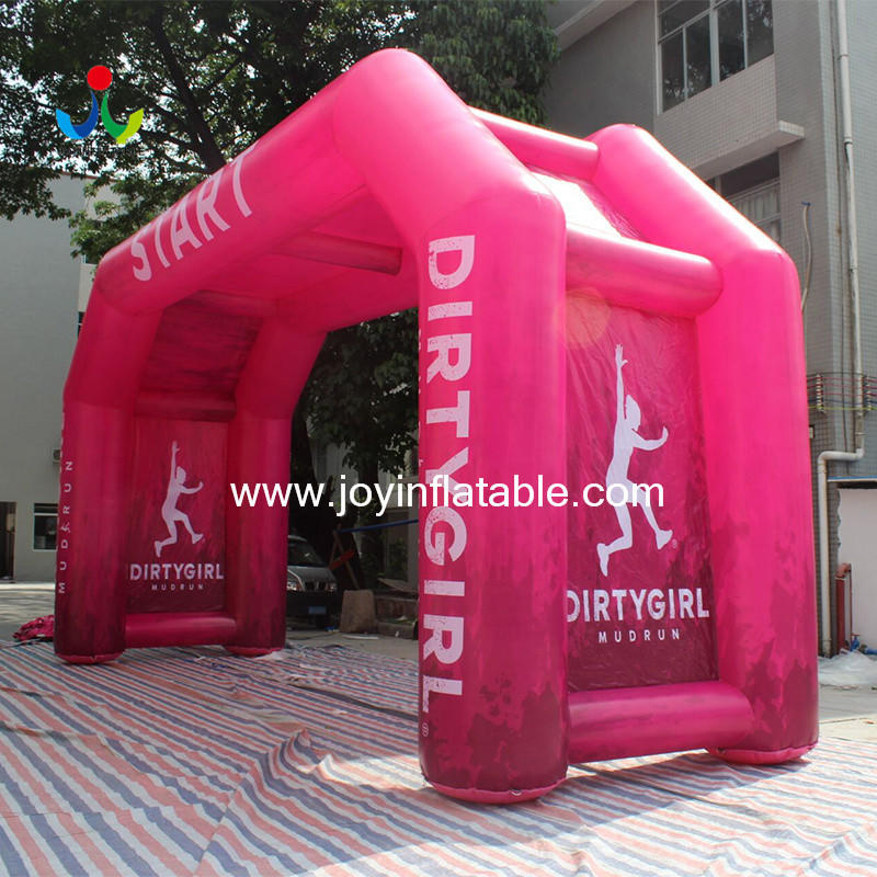 JOY inflatable exhibition inflatable canopy tent design for kids-1