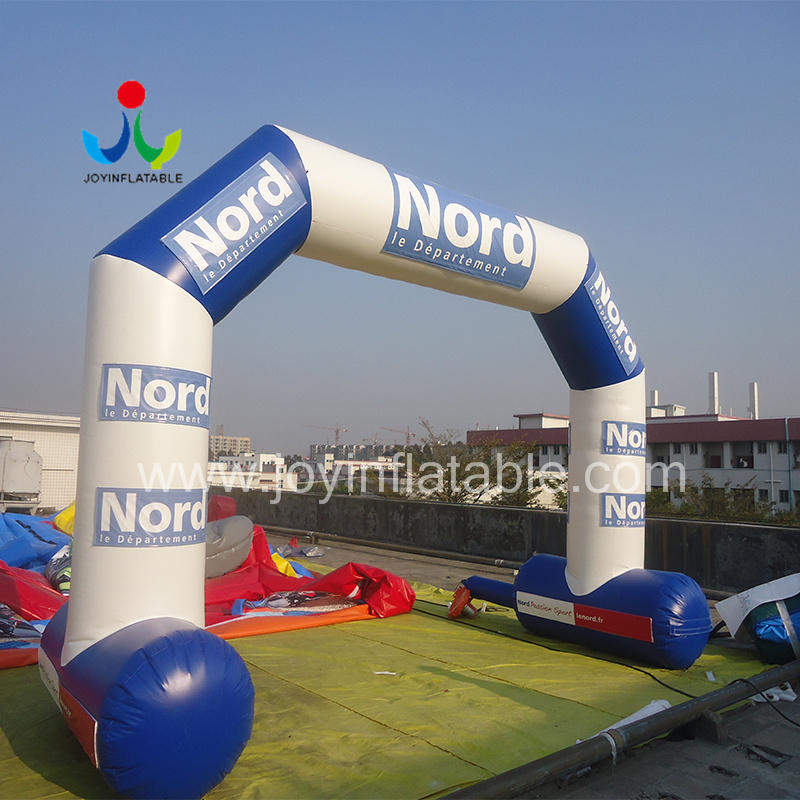 start inflatable race arch supplier for outdoor-2