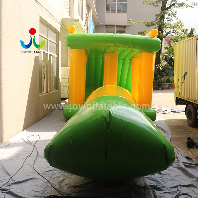 aqua blow up trampoline supplier for kids-3