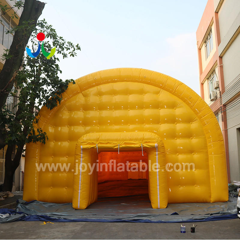 JOY inflatable tennis blow up event tent directly sale for children-3