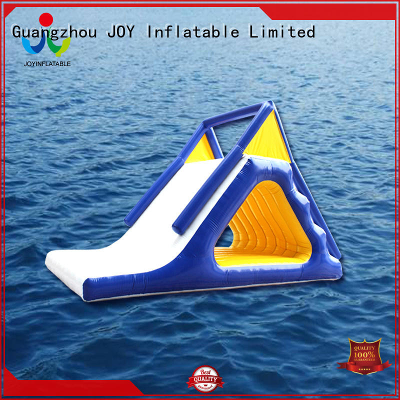 JOY inflatable obstacle inflatable water trampoline factory price for child
