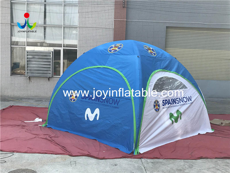 JOY inflatable canopy spider tent design for child-3