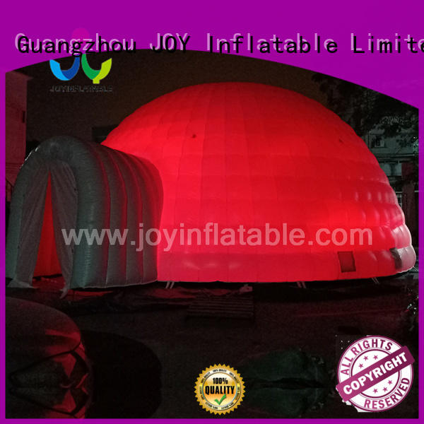 igloo igloo blow up tent customized for child