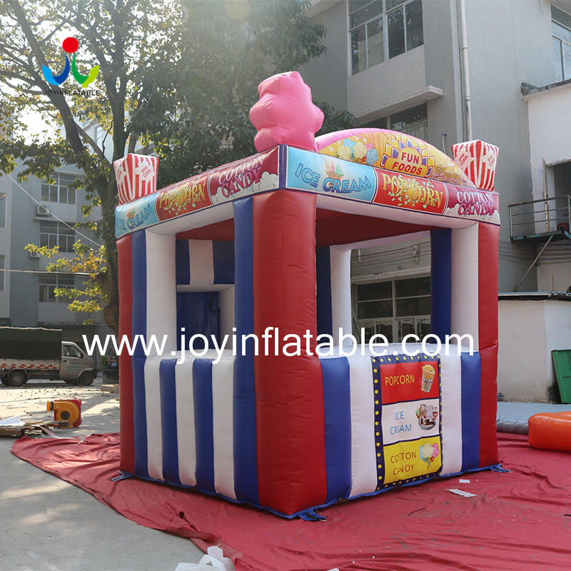Portable Inflatable Retail Store Cube Tent For Outdoor-1