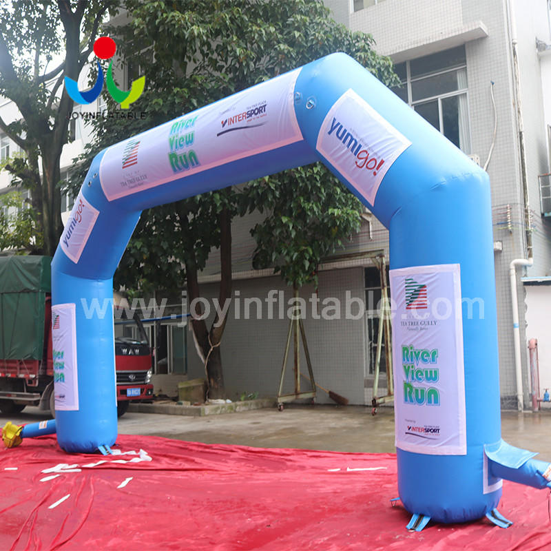 JOY inflatable blower inflatable arch factory price for children-1