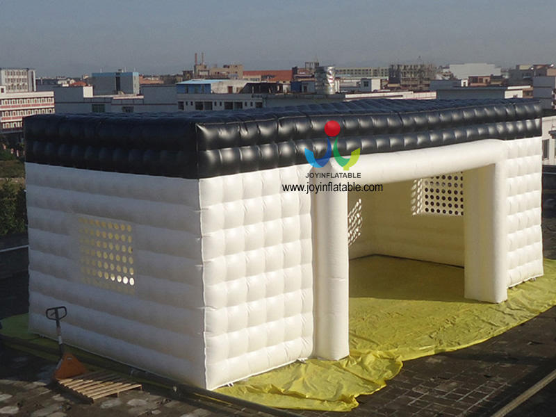 Hot Sale Customized Cube Gain Inflatable Exhibition Tent-2