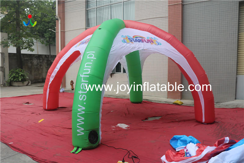 JOY inflatable igloo inflatable canopy tent with good price for kids-2