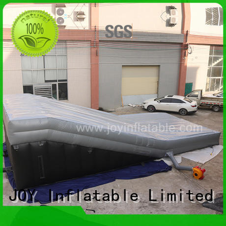 JOY inflatable stunt pads customized for children
