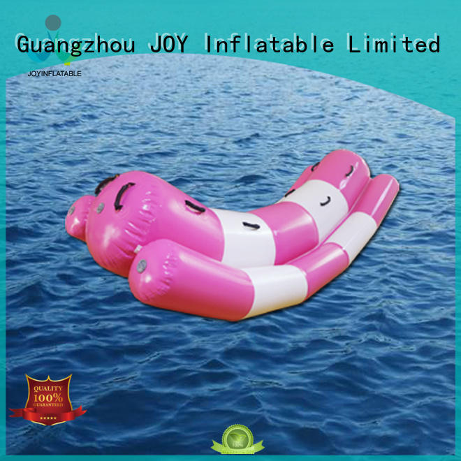 JOY inflatable Brand top selling professional floating water park factory