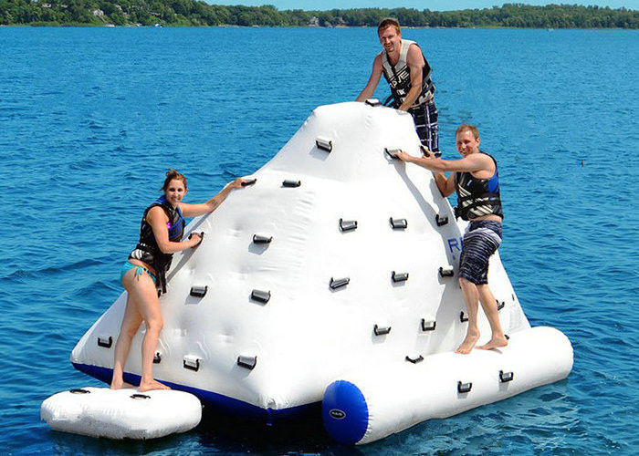 aqua inflatable water trampoline wholesale for children-3